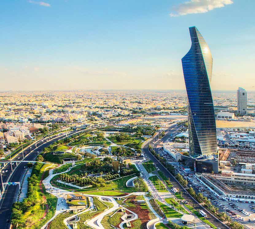 edificio Al Hamra tower proyecto verosol