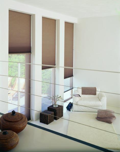 Cortina plisada tejido Originals verosol casa