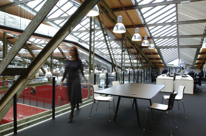 oficinas mtv holanda verosol