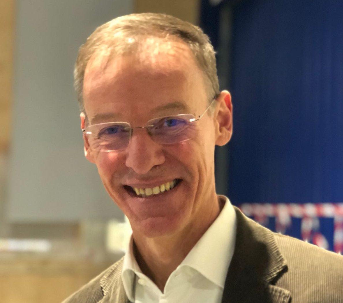 Martin Stam Director Comercial de Verosol Ibérica